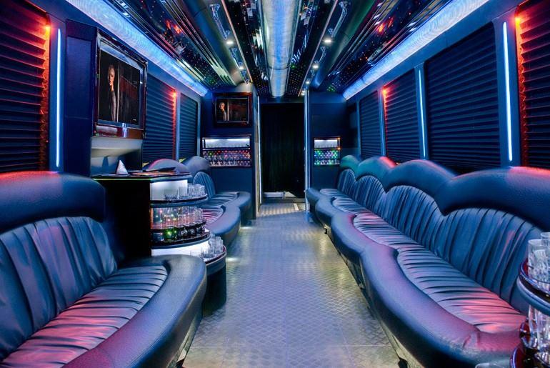 bus limousine