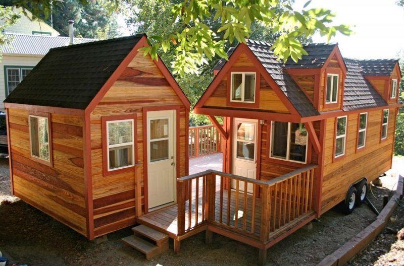 Casas de madera móviles en Barcelona