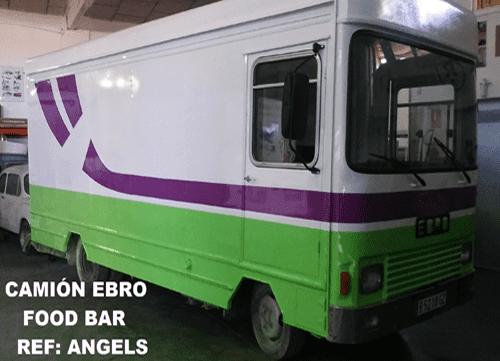 ofertas food trucks en Tarragona