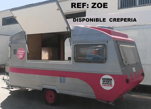 Food truck modelo ZOE