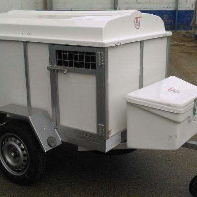 PE-3 porta perros 3 compartimentos