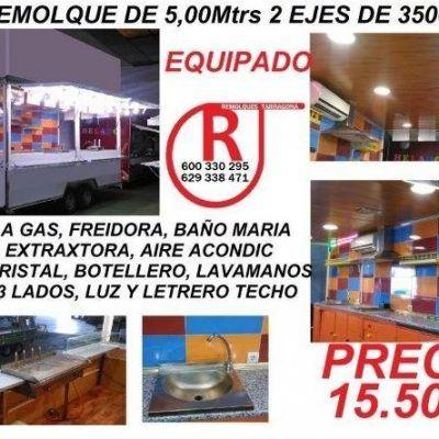 Remolque BAR Ref AE