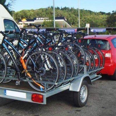 Remolque Porta bicicletas