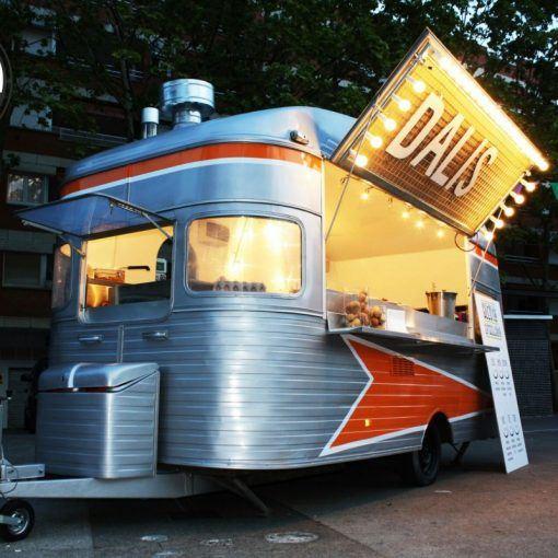 food truck Italia