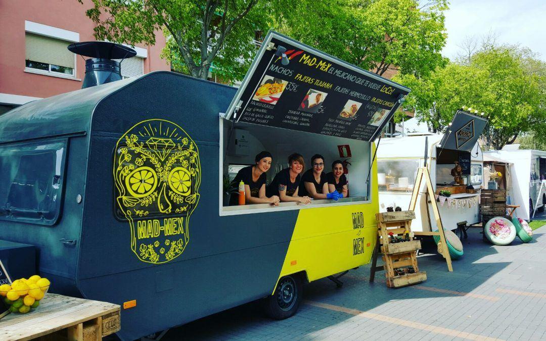 El origen de los food trucks