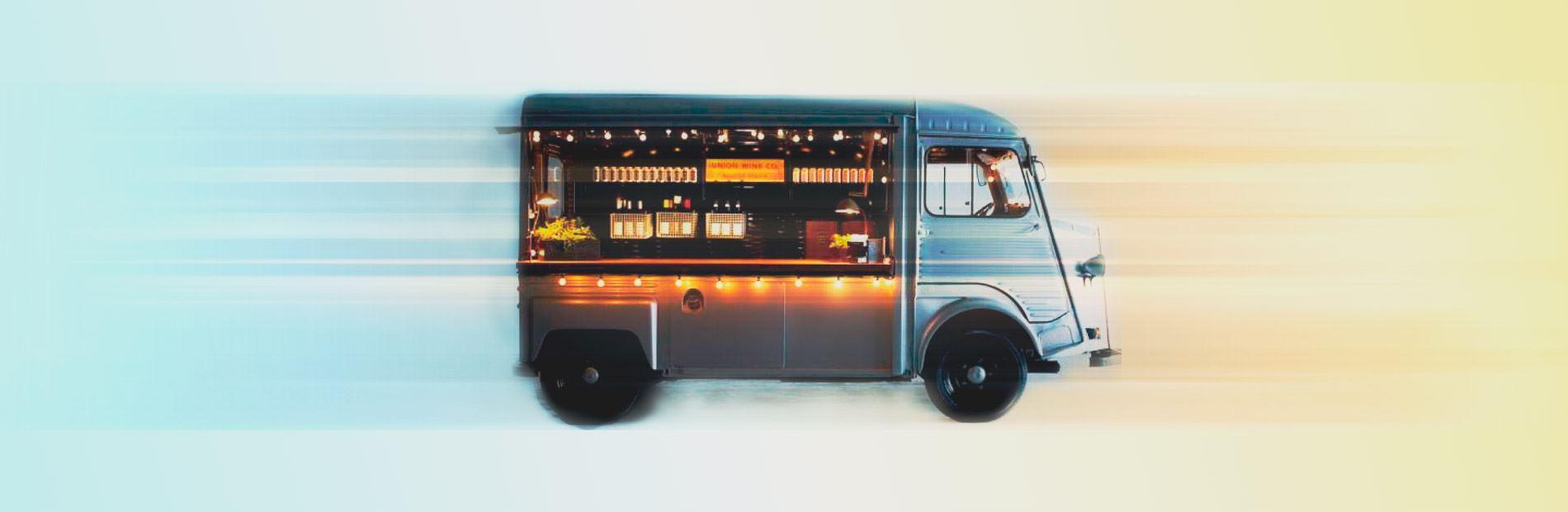 diseñadores y fabricantes de Food trucks en tarragona