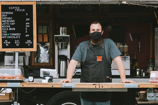 Como podrias prepararte para mantener el negocio de tu Food Truck en una posible segunda ola de contagios del Covid 19