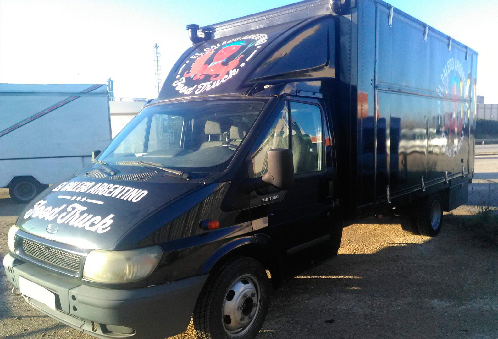food truck personalizado en tarragona